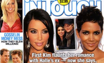 Kim Kardashian: Totally Tormenting Halle Berry!