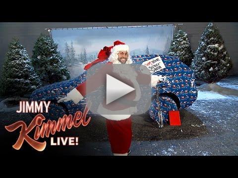 Jimmy Kimmel Pranks John Krasinski and Emily Blunt