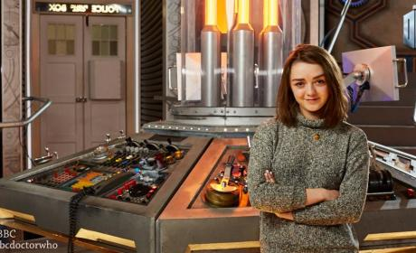 Game of Thrones Star Books Role on Doctor Who Season 9