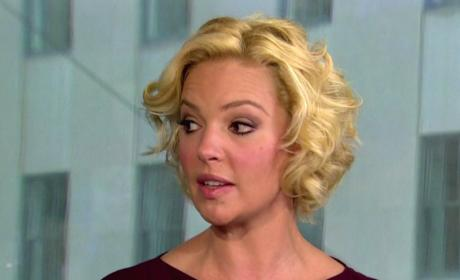 Katherine Heigl is a Whiner