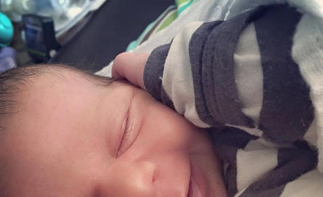 Jessa Duggar Posts ADORABLE Photo of Baby Spurge!