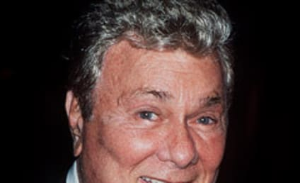 Tony Curtis Passes Away