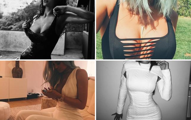 Kylie jenner birthday boobs