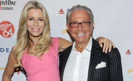 Aviva Drescher Flakes on Dad's Wedding; George Teichner, 76, Weds Dana Cody, 25