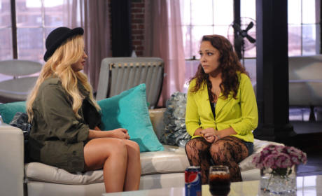 Demi Lovato and Jennel Garcia