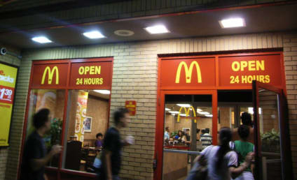 McDonald's CEO Insists: We Don't Sell Junk Food