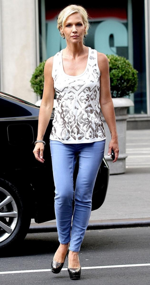 Jennie Garth Thin
