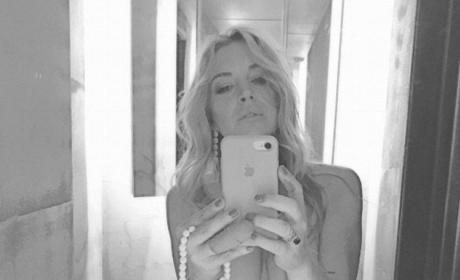 Lindsay Lohan Topless 2016 Photo