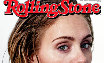 Adele: Makeup-Free for Rolling Stone!