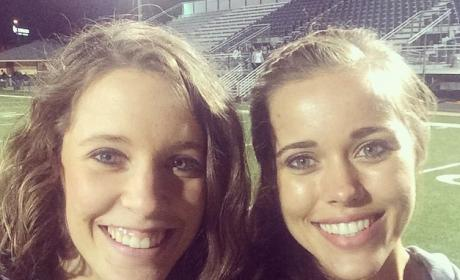 Jessa and Jill Duggar to Josh: We Forgive You!!