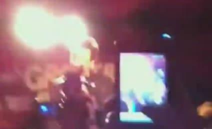 Jim Carrey Creeps, Covers Radiohead