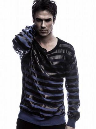 Ian Somerhalder in Annex Man