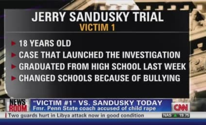 Aaron Fisher, Jerry Sandusky Victim #1, to Release Book