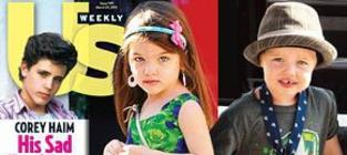 Suri Cruise Wears an $850 Purse and Other Ridiculous Celebrity Baby Revelations