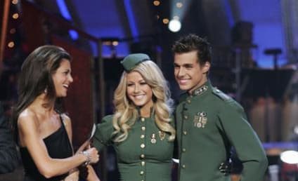 Cody Linley Eliminated from Dancing with the Stars