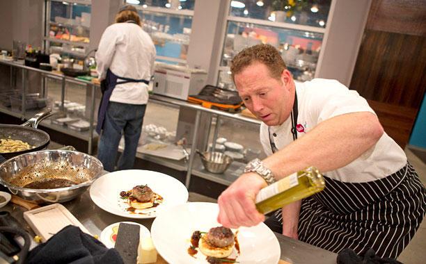 Top Chef Masters Scene