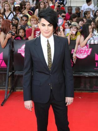 Adam's New Hair