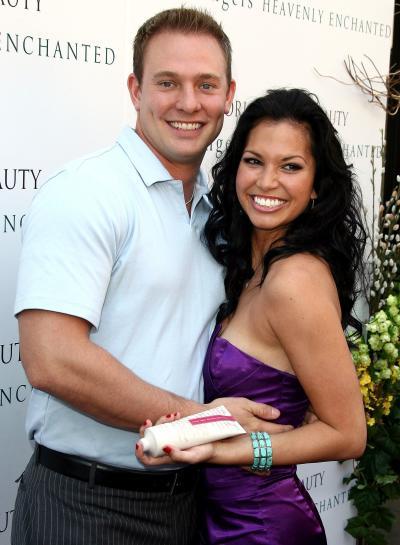 Melissa and Tye Strickland