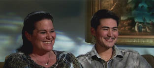 Thomas Beatie Accused Wife of Crotch Assault