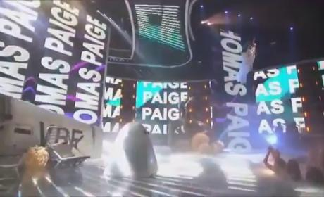 "Paige Thomas - ""Take My Breathe Away"""