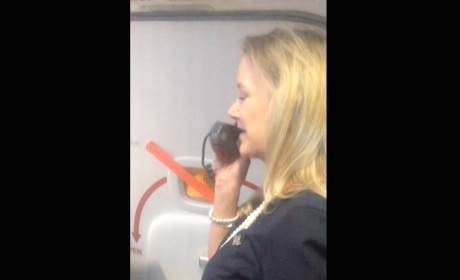 Southwest Stewardess Gives Awesome Safety Speech, Leaves Passengers in Hysterics