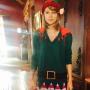 Taylor Swift Dresses as Elf, Wins Christmas