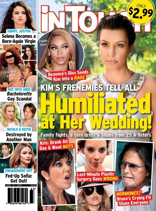 Kim Kardashian: Wedding Disaster?