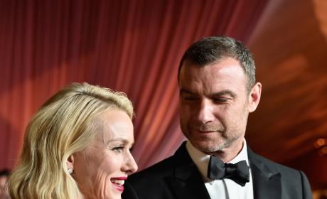 Liev Schreiber and Naomi Watts: It's Over!
