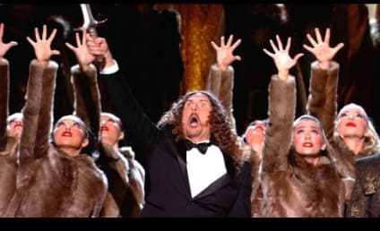 Weird Al Yankovic Performs Epic Theme Song Mash Up at the Emmys, Trash Talks George R.R. Martin
