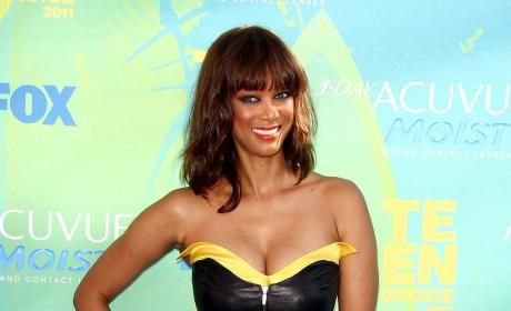 Awesome Tyra Banks Fashion