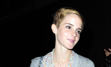"Emma Watson Shoots Down ""Absurd"" Feud with Kristen Stewart"
