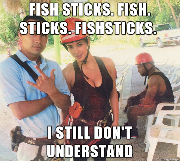 Fish Sticks?