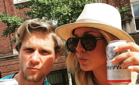 Kaley Cuoco Apologizes for Alleged Desecreation of American Flag