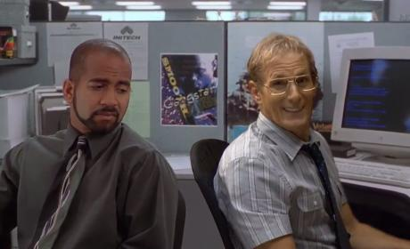 Michael Bolton in Office Space