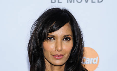 Padma Lakshmi Bikini Photo: Do You See a Penis?