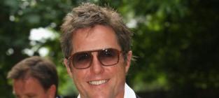 Hugh Grant Knocks Up Anna Elisabet Eberstein, Quietly Produces Third Love Child