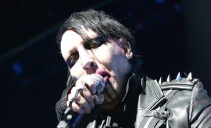 Marilyn Manson Dedicates Song to Paris Jackson