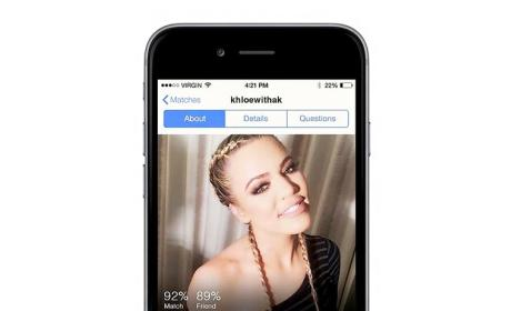 Khloe Kardashian: See Her OkCupid Profile!