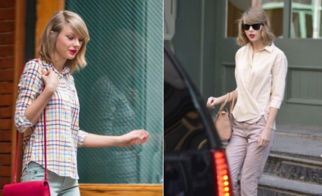 Taylor Swift: Is She Too Skinny?