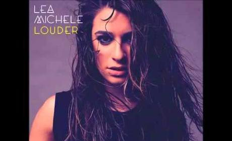 "Lea Michele - ""Cannonball"" (Preview)"