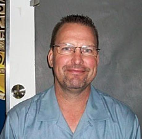Mark Grace Mug Shot