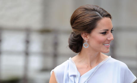 Kate Middleton: 15 Photos of Iconic Hair Porn