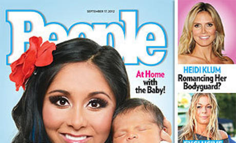 Snooki Baby Photo: Meet Lorenzo Dominic!