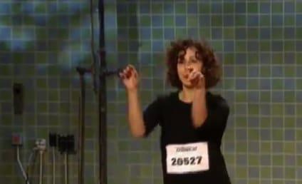 Eliana Girard: Pole Dancing Ballerina on So You Think You Can Dance