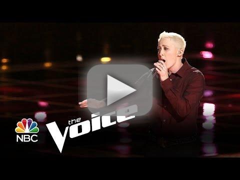 Kristen Merlin - Let Her Go (The Voice)