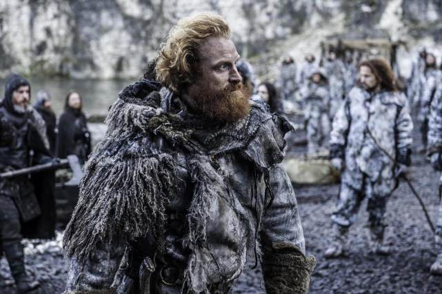 Tormund giantsbane ginger wildling