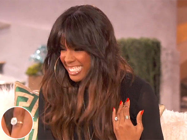 Kelly Rowland Engagement Ring