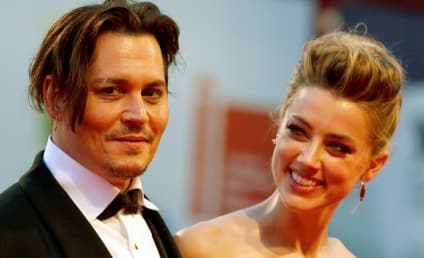 "Johnny Depp & Amber Heard Experiencing ""Rough Patch"" in Marriage, Source Says"