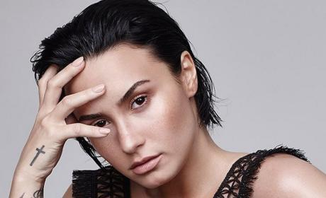 Demi Lovato for Refinery 29