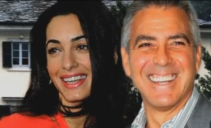 Amal Alamuddin: Pregnant With George Clooney's Baby?!
